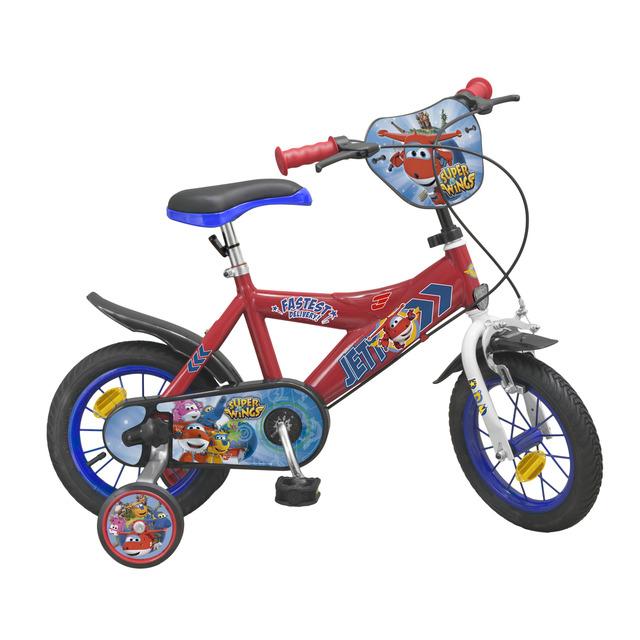 """Bicicleta 12"""" Superwings"""
