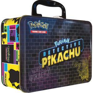 [Alcampo] Maletín de Coleccionista Detective Pikachu Pokémon