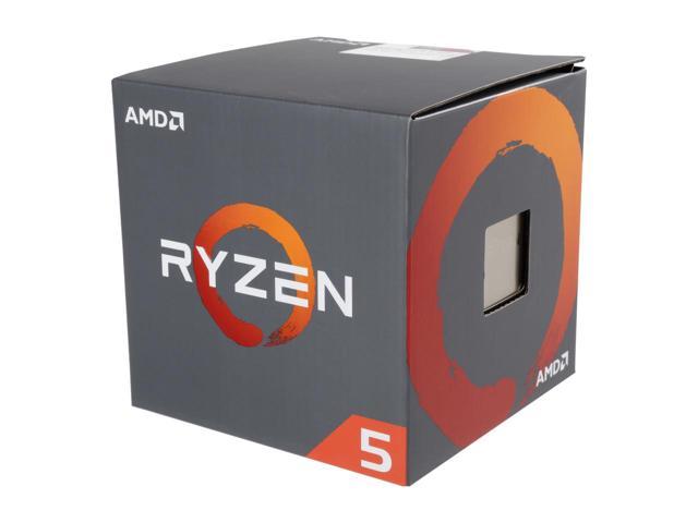 AMD Ryzen 5 2600 3.9 Ghz Socket AM4 Boxed [Gratis 2 Juegos]