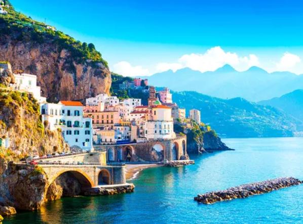 7 dias Ruta Napolitana y Costa Amalfitana desde 282€/p