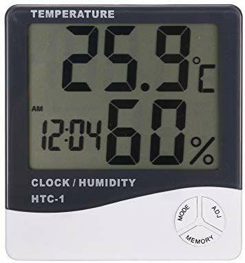 Higrometro y Termometro Digital