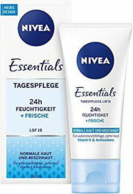 4 Cremas hidratantes Nivea essentials (50ml) al precio de 1