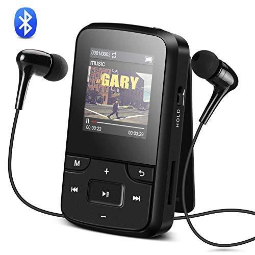 Reproductor MP3 Bluetooth 8GB con 30% descuento
