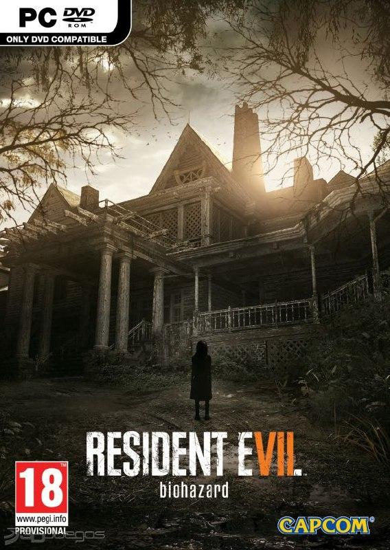 Resident Evil 7 Biohazard solo 10.9€