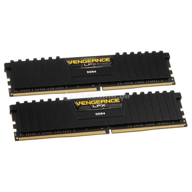 Corsair Vengeance LPX Black/Red 16GB DDR4 3000Mhz CL15