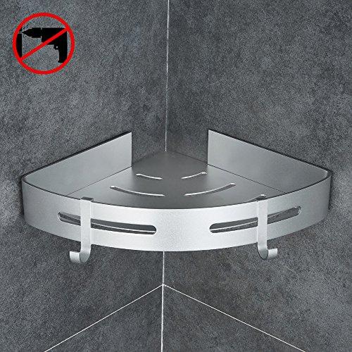 Estantería ducha aluminio (soporta 15 kg, MíN HIST., flash)