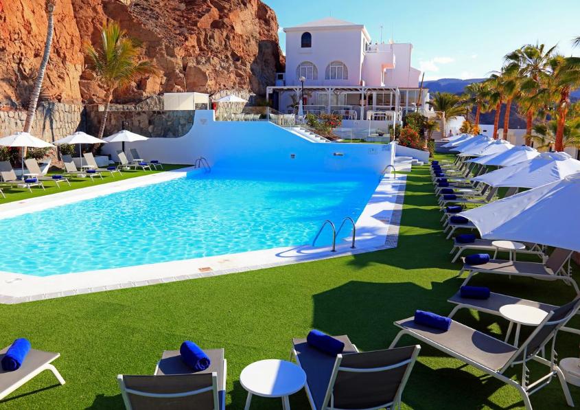 Gran Canaria 143€/p= 5 noches en apartamento + vuelos