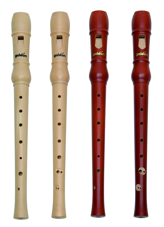 Flauta blanca de Aleman (Usada)