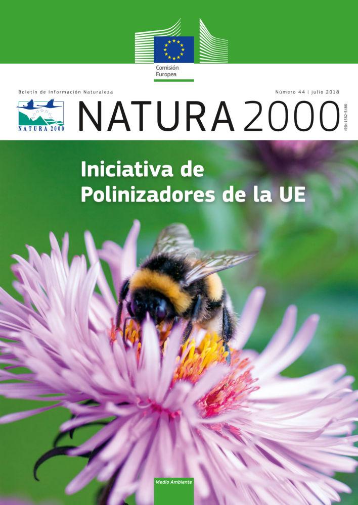 Revista Natura en papel versión ingles