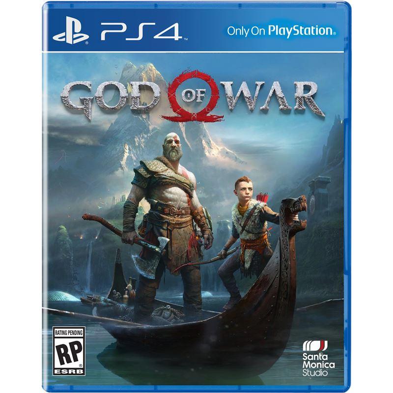 God of War 4 Envio GRATUITO DHL Español