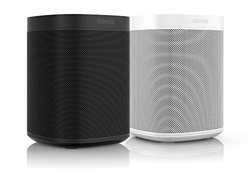 Sonos One Smart Speaker - Altavoces con alexa