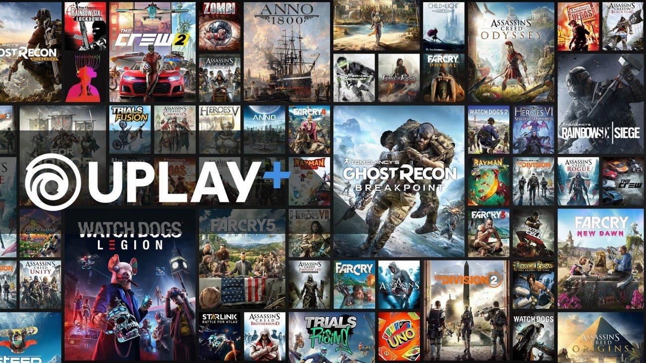 Uplay Plus - Juega todos los juegos de Ubisoft para PC gratis del 3 al 30 de septiembre
