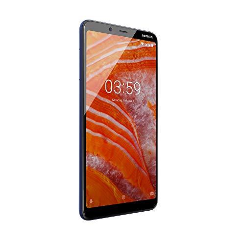 "Nokia 3.1 Plus - Smartphone de 6""  Ram 3 GB, 32 GB,"