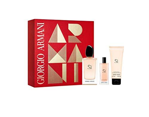 Estuche regalo Giorgio Armani Si Eau De Perfume Spray for Women