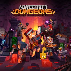 Minecraft Dungeons, juega la beta