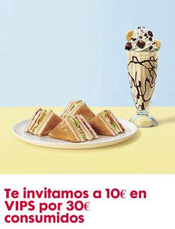 10€ dto. En VIPS