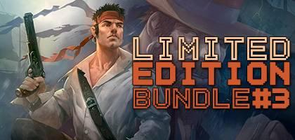 PC: LIMITED EDITION BUNDLE (10 juegos Steam) por 1$ (0,81€)