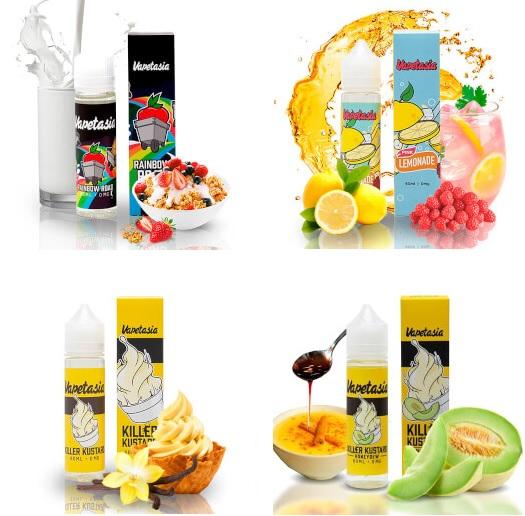 Oferta en líquidos Vapetasia - Vapeo24 - 50ml a 8.9€