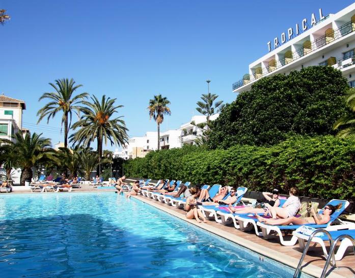 Ibiza 139€/p = 3 noches en hotel 3* con desayuno y vuelos desde Malaga