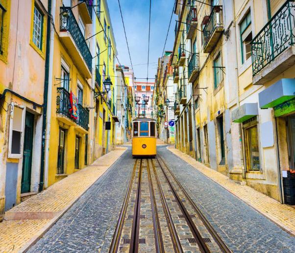 Lisboa 116€/p= 3 noches en hostel con desayuno + vuelos desde Bilbao