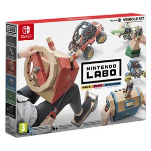 [Campo] Nintendo Labo: Kit de Vehículos