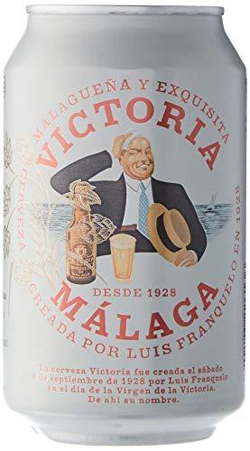 Cerveza Victoria  - Paquete de 24 x 330 ml