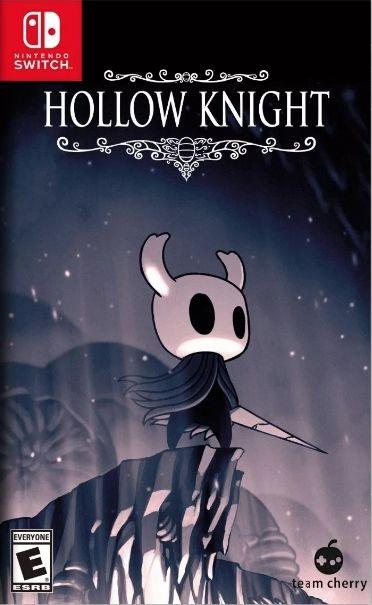 Hollow Knight para Switch desde la Nintendo eShop