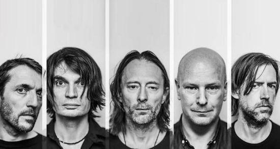 Material inédito GRATUITO Radiohead