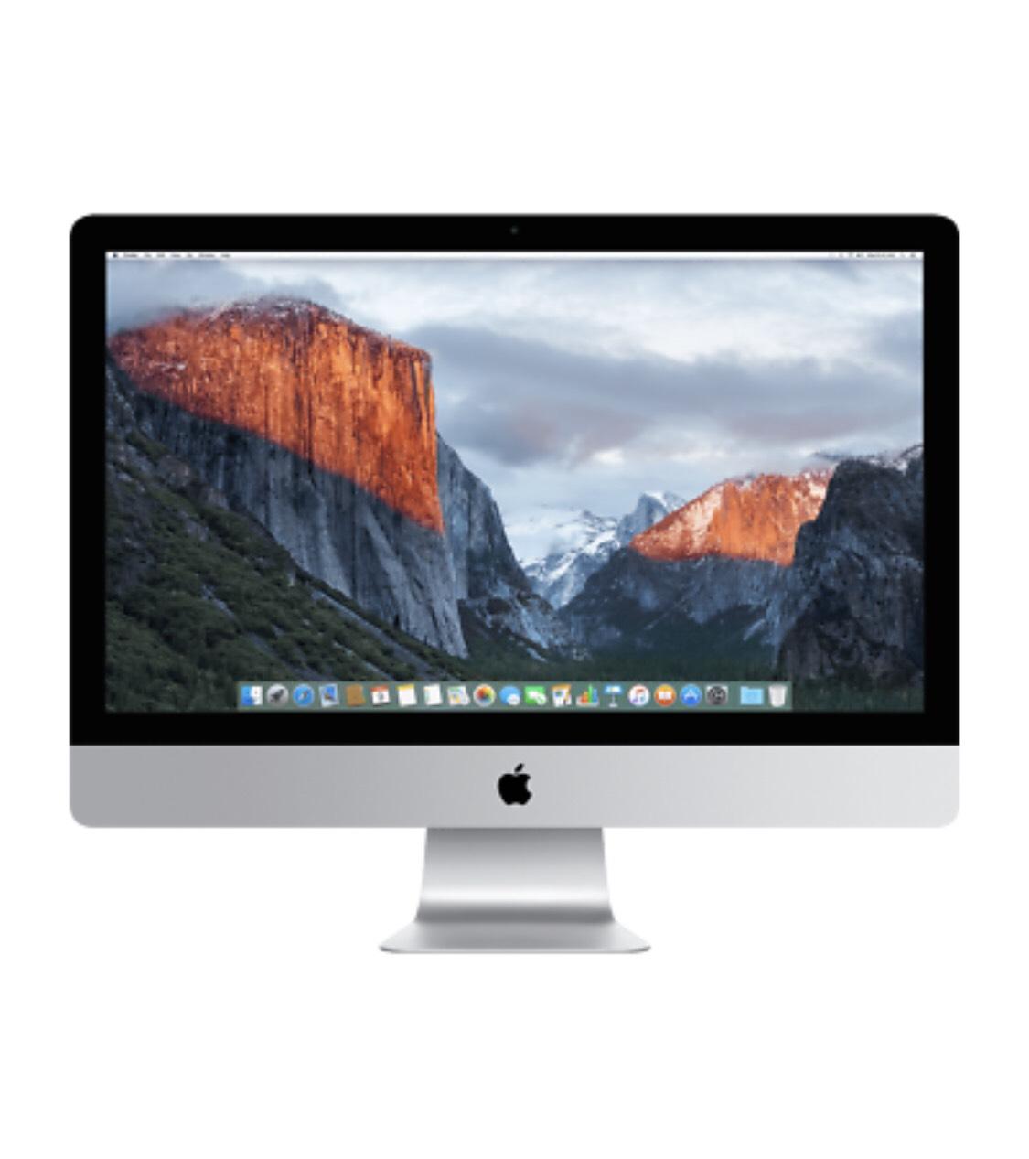 "Apple iMac 27"" mid 2010 (Intel i5 4x2.8Ghz / 8GB RAM / 1TB)"