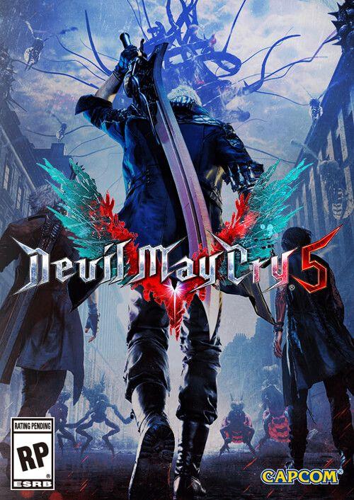 Devil May Cry V PC Edición Física - Game.es (Tienda y Online)