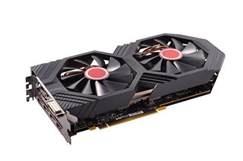 XFX AMD Radeon RX RX-580P8DBD6 8GB Black Edition 189€