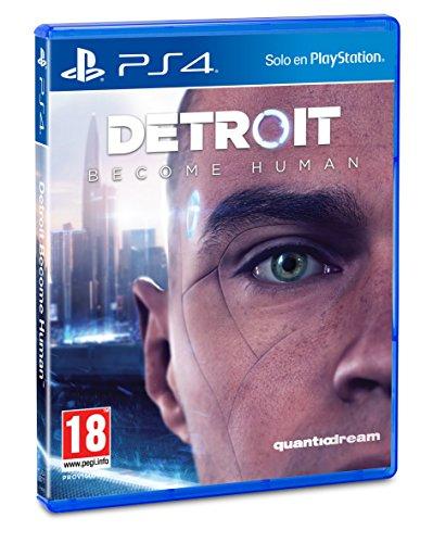 Detroit Become Human - Edición Estándar (PS4, físico)