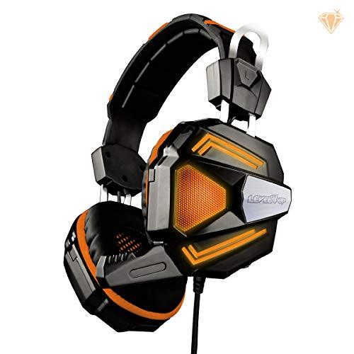 Headsets gamer chulisimos a mitad de precio!
