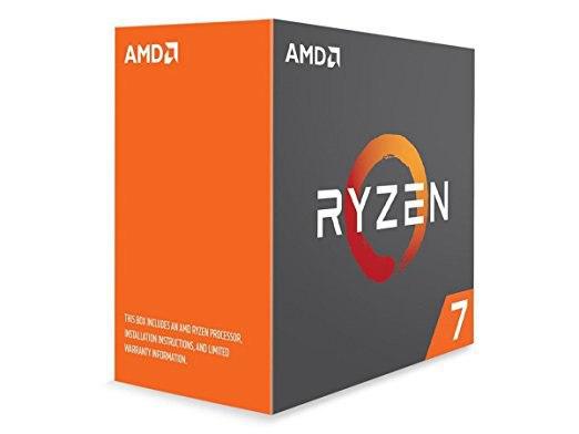 AMD RYZEN 7  1800x Octa Core solo 299€