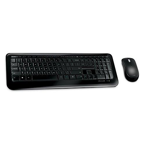Ratón y teclado Microsoft – Wireless Desktop 850