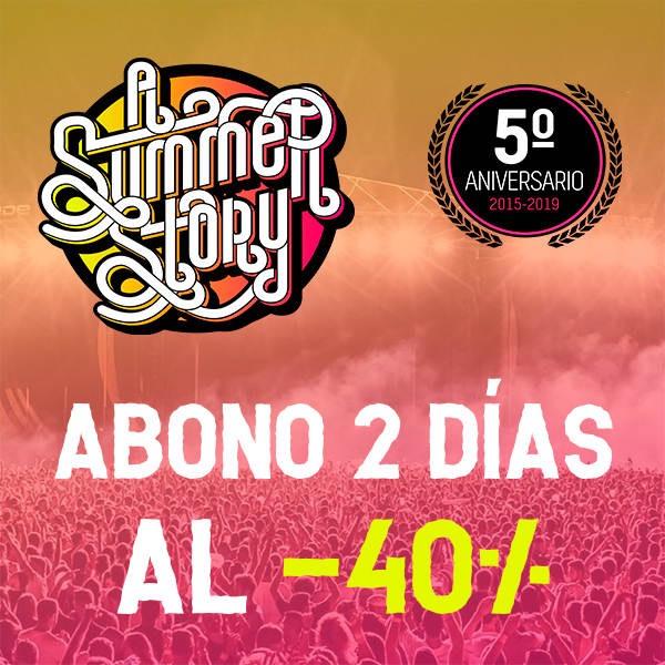 Abono A Summer Story a 52,80€