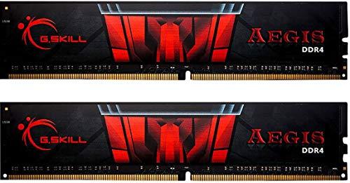 G.Skill AEGIS Memory 16GB DDR4 3000Mhz CL16 ( 2x8GB )