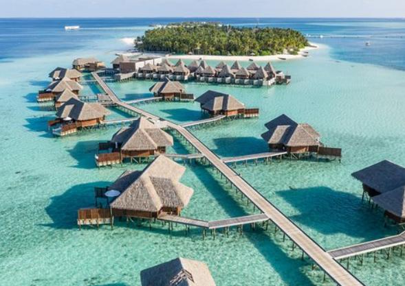 Vuelos a Maldivas desde 367€