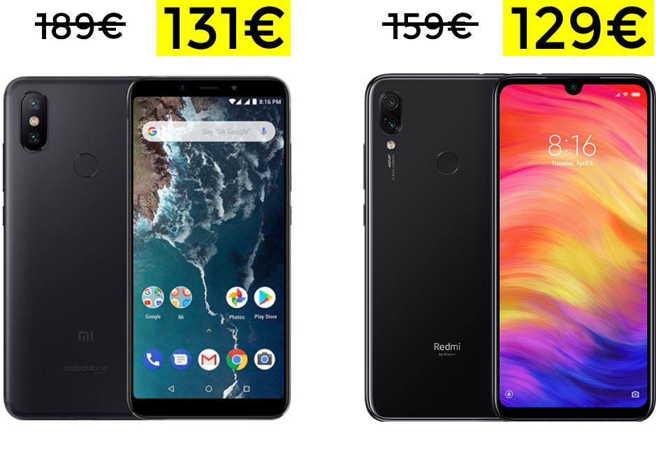Preciazos Xiaomi desde España con garantía