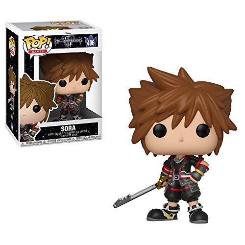 Funko Sora (Kingdom Hearts 3)