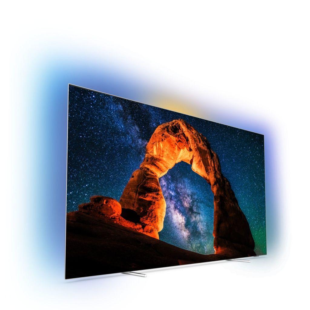 "TV OLED 65"" PHILIPS 65OLED803/12 4K"