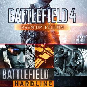 Battlefield 4 y Hardline, hasta un 87% de descuento (PS4, PS Store)