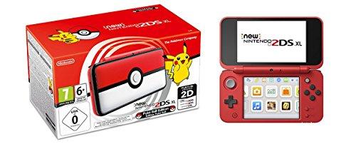 Nintendo New 2DS XL - Consola Pokeball - Edición Limitada