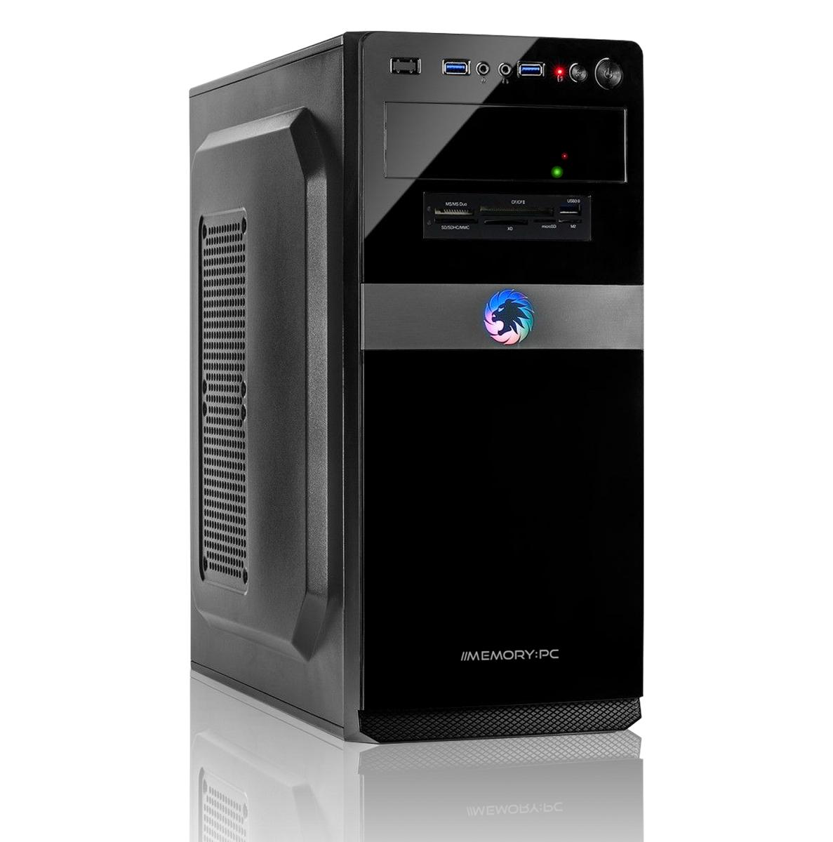 GAMING PC AMD AMD X4 950 4x 3.8 GHz | 8GB DDR4 | GTX 1650 4GB | 240GB SSD HDD