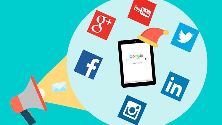 15 Cursos para ser un MAESTRO del Marketing de las Redes Sociales [GRATIS] *[EN INGLÉS]