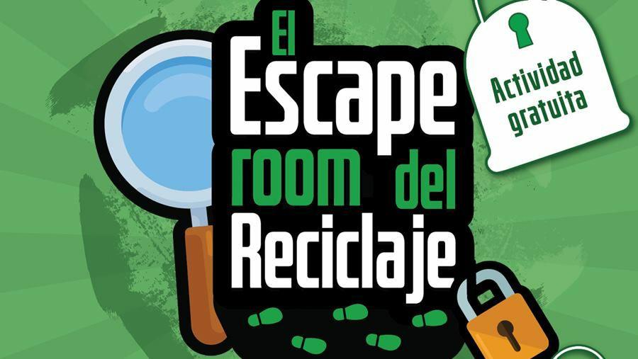 Gratis Escape room del reciclaje (Socuéllamos)