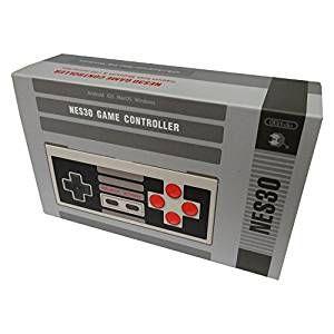 Mando Bluetooth Classic Nintendo NES30