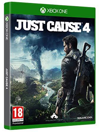 [AlCampo]: Just cause 4 (Xbox One, Físico)