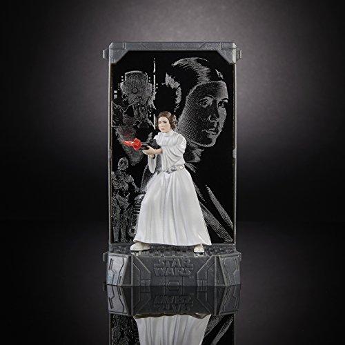 Hasbro- Titanium Series Star Wars Figura Princesa Leia