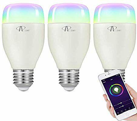 3 bombillas compatibles con Alexa a preciazo!